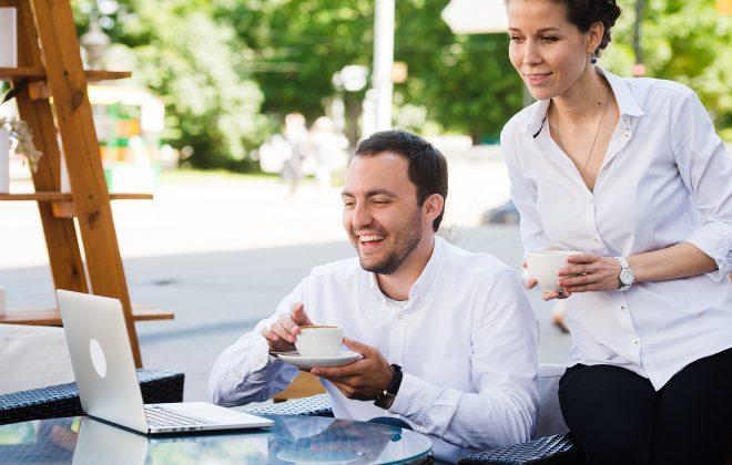 Des agents web marketing